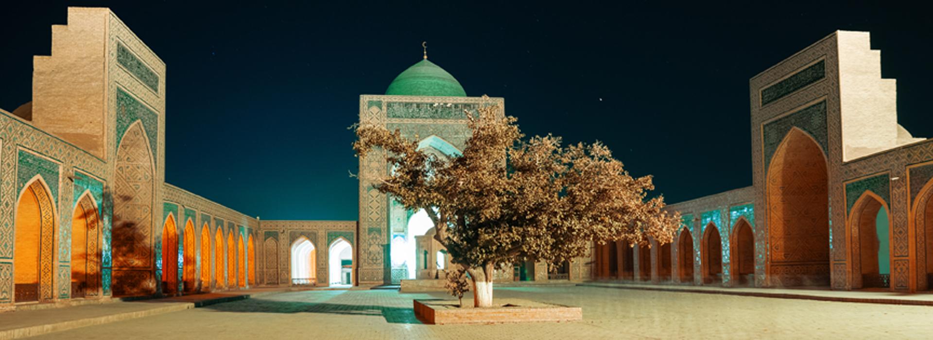 bukhara_uzbekistan