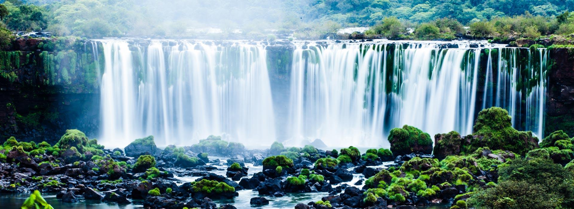 Iguassu Falls, lato brasiliano
