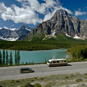 Icefields Parkway | Top 5 Canada