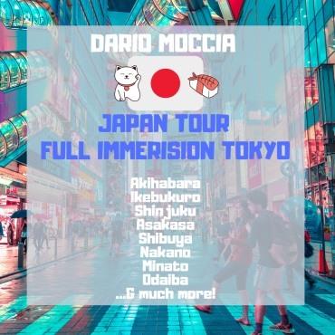 Full Immersion Tokyo Moccia