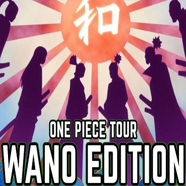 One Piece Tour Wano Edition