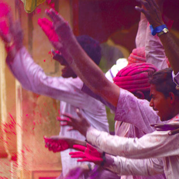 India Holi Festival | Tour Piccoli Gruppi