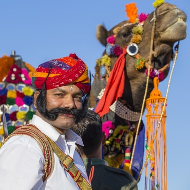 Tour India Pushkar Festival