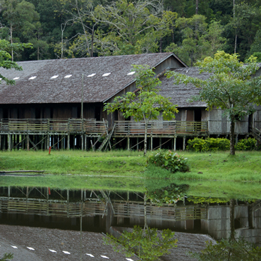 Longhouse | Top 5 Malesia