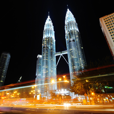 Petronas Towers | Top 5 Malesia