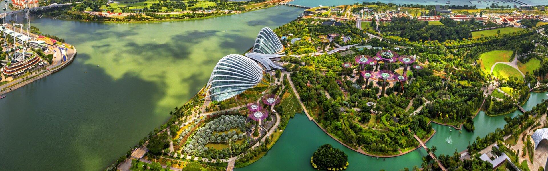 Singapore miglior luogo di incontri