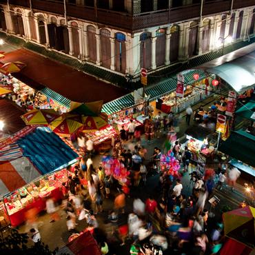 Collegare la cultura a Singapore