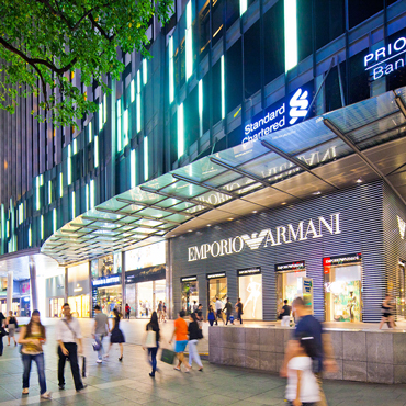 Orchard Road | Top 5 Singapore
