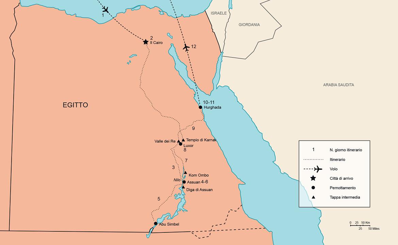 Cartina Turistica Egitto.Viaggio In Egitto Cairo Nilo Hurgada Tour Egitto