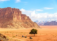 Wadi Rum Off Road