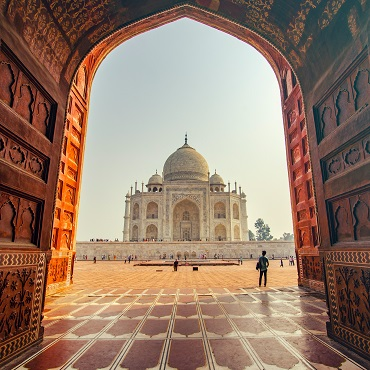 Taj Mahal | Top 3 India Gange | Sylwia Bartyzel on Unsplash