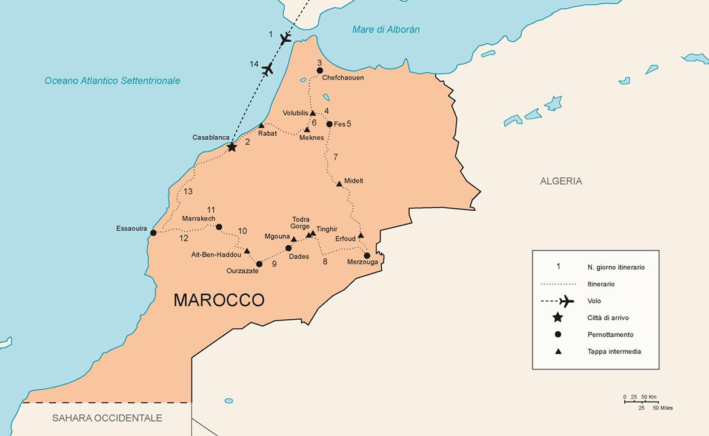 Cartina Fisica Del Marocco.Viaggio Marocco Viaggio In Aggregazione In Marocco